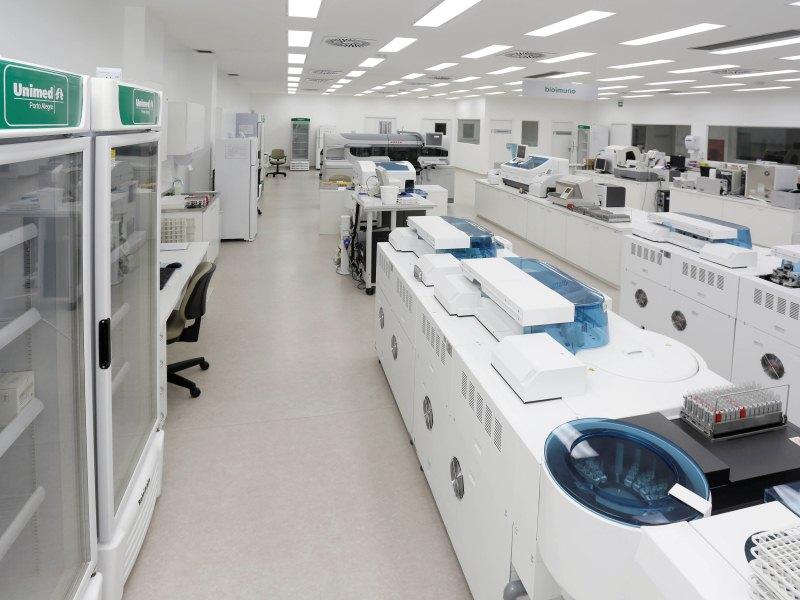 Laboratório Cachoeirinha